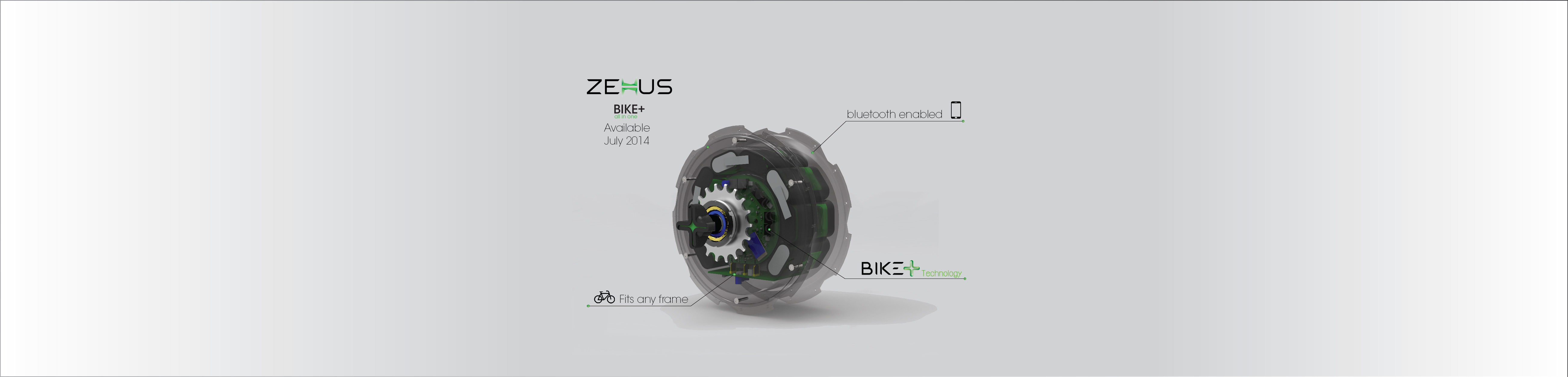 Zehus Bike+ all in one